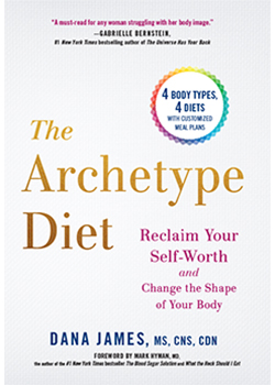 The Archetype Diet: The O'Shea Agency