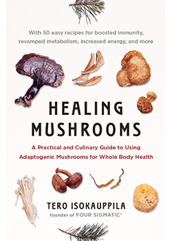 Healing Mushrooms: The O'Shea Agency
